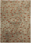 Mohawk Home Metropolitan 91012 20048 Gianni Ginger by Virginia Langely Area Rug