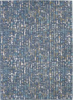 Karastan Expressions 91668 50136 Wellspring Admiral Blue by Scott Living Area Rug