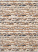 Karastan Expressions 91674 10034 Amalgamate Gold by Scott Living Area Rug