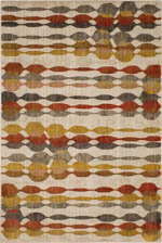 Karastan Expressions 91821 20048 Acoustic Ginger by Scott Living Area Rug