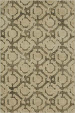 Karastan Expressions 91823 80251 Motif Dark Linen by Scott Living Area Rug