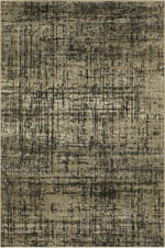 Karastan Expressions 91826 90121 Craquelure Onyx by Scott Living Area Rug