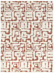 Karastan Soiree 91966 97031 Sazerac Rose Gold Area Rug