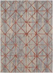 Karastan Soiree 91971 97031 Appenzell Rose Gold Area Rug