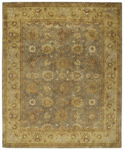 Capel Velvet 9207-300 Sultanabad Pewter Area Rug