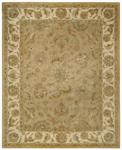 Capel Velvet 9210-675 Agra Oyster Closeout Area Rug
