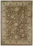 Capel Kaimuri 9264-750 Peshawar Cocoa Brown Closeout Area Rug