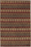 Couristan Pokhara 9378/1064 Symmetry Multi Closeout Area Rug - Spring 2017