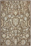 American Rug Craftsmen Serenity 9388-87018 Oak Creek Bison Area Rug