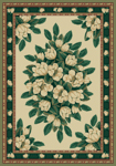 United Weavers Manhattan 940 37097 Magnolia Cream Area Rug