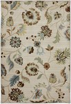 Mohawk Home Serenity 9548-84035 Sol Star Butter Pecan Closeout Area Rug