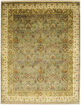 Bashian Bradford A104 JN110 Agra Light Blue Closeout Area Rug
