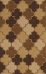 Dalyn Ambiance AB505 Taupe Closeout Area Rug