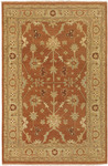 Surya Ainsley AIN-1002 Rust Brown/Tan Closeout Area Rug - Fall 2010