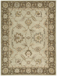 Nourison Alexandria AL04 LTG Light Green Closeout Area Rug