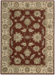 Nourison Alexandria AL04 RED Red Closeout Area Rug