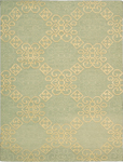 Nourison Ambrose AMB01 LTG Light Green Closeout Area Rug