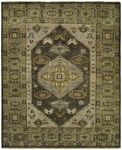 Allara Artifacts RF-1008 Grey Smoke/Slate Area Rug