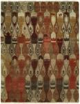 Allara Artifacts RF-1010 Beige/Rust Area Rug