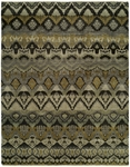 Allara Artifacts RF-1013 Grey/Gold Area Rug