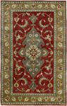 Surya Anastacia ANA-8404 Deep Rose Closeout Area Rug - Fall 2009