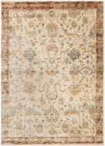 Loloi Anastasia AF-04 Antique Ivory / Rust Area Rug