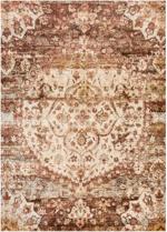 Designer Series 17019 Finnian Rust/Ivory Rug