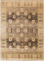 Loloi Anastasia AF-09 Coffee / Gold Area Rug