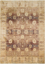 Loloi Anastasia AF-09 Red / Gold Closeout Area Rug