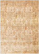 Loloi Anastasia AF-11 Antique Ivory / Gold Area Rug