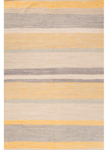 Jaipur Andy AND03 Pueblo White Asparagus & Yolk Yellow Area Rug