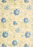 Nourison Waverly Aura of Flora AOF02 CAPRI Multi Closeout Area Rug