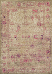 Dalyn Antiquity AQ1 Pink Area Rug
