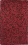 Surya Artist Studio ART-191 Red Closeout Area Rug - Spring 2011