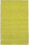 Chandra Art ART3618 Lime Green Closeout Area Rug