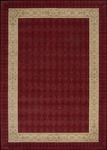 Nourison Ashton House AS06 BUR Burgundy Closeout Area Rug