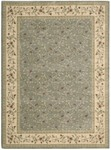 Nourison Ashton House AS08 LTB Light Blue Closeout Area Rug