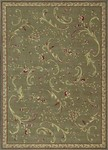 Nourison Ashton House AS11 OLI Olive Closeout Area Rug