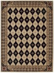 Nourison Ashton House AS28 MTC Multi Closeout Area Rug