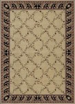 Nourison Ashton House AS29 BGE Beige Closeout Area Rug