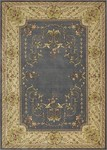 Nourison Ashton House AS30 BL Blue Closeout Area Rug