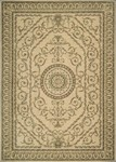 Nourison Ashton House AS34 IV Ivory Closeout Area Rug