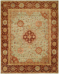 Kalaty Antalya AT-387 Pale Pistachio/Hopi Clay Closeout Area Rug