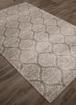 Jaipur Aston ATO01 Brooks Pussywillow Gray & Whisper White Closeout Area Rug