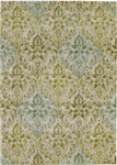 Feizy Abbey 3324F Sage Closeout Area Rug