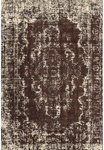 Feizy Azeri II 3845F Dark Chocolate/Ecru Closeout Area Rug