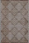 Feizy Azeri II 3846F Dark Chocolate/Grey Closeout Area Rug
