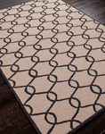 Jaipur Barcelona Indoor-Outdoor BA19 Cadena Silver/Silver Closeout Area Rug - Fall 2013