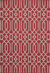 Momeni Baja BAJ-3 Red Closeout Area Rug