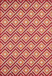 Momeni Baja BAJ-7 Red Closeout Area Rug